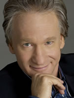 Bill Maher: dickheads of 2007