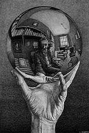 MC Escher extraordinary art