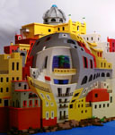 MS Escher in Legos!