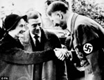 Wallis Simpson, Edward Windsor, Adolph Hitler